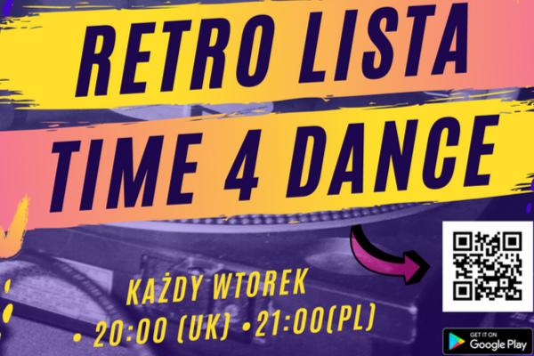 LISTA TIME 4 DANCE